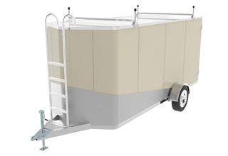 Custom Utility Trailers for Contractors
