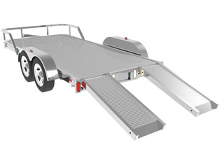 Lightweight Aluminum Trailer